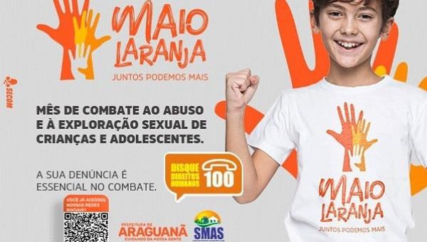 Campanha conscientiza população sobre combate ao abuso sexual de crianças e adolescentes